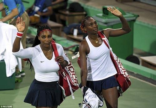 Tennis Olympic: Nadal, Murray dễ dàng qua vòng 1